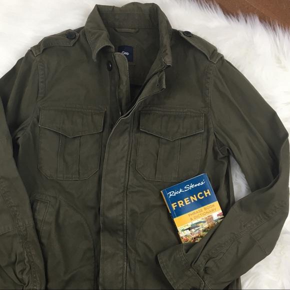 988562cd597f8 GAP Jackets & Coats | Classic Canvas Field Jacket | Poshmark